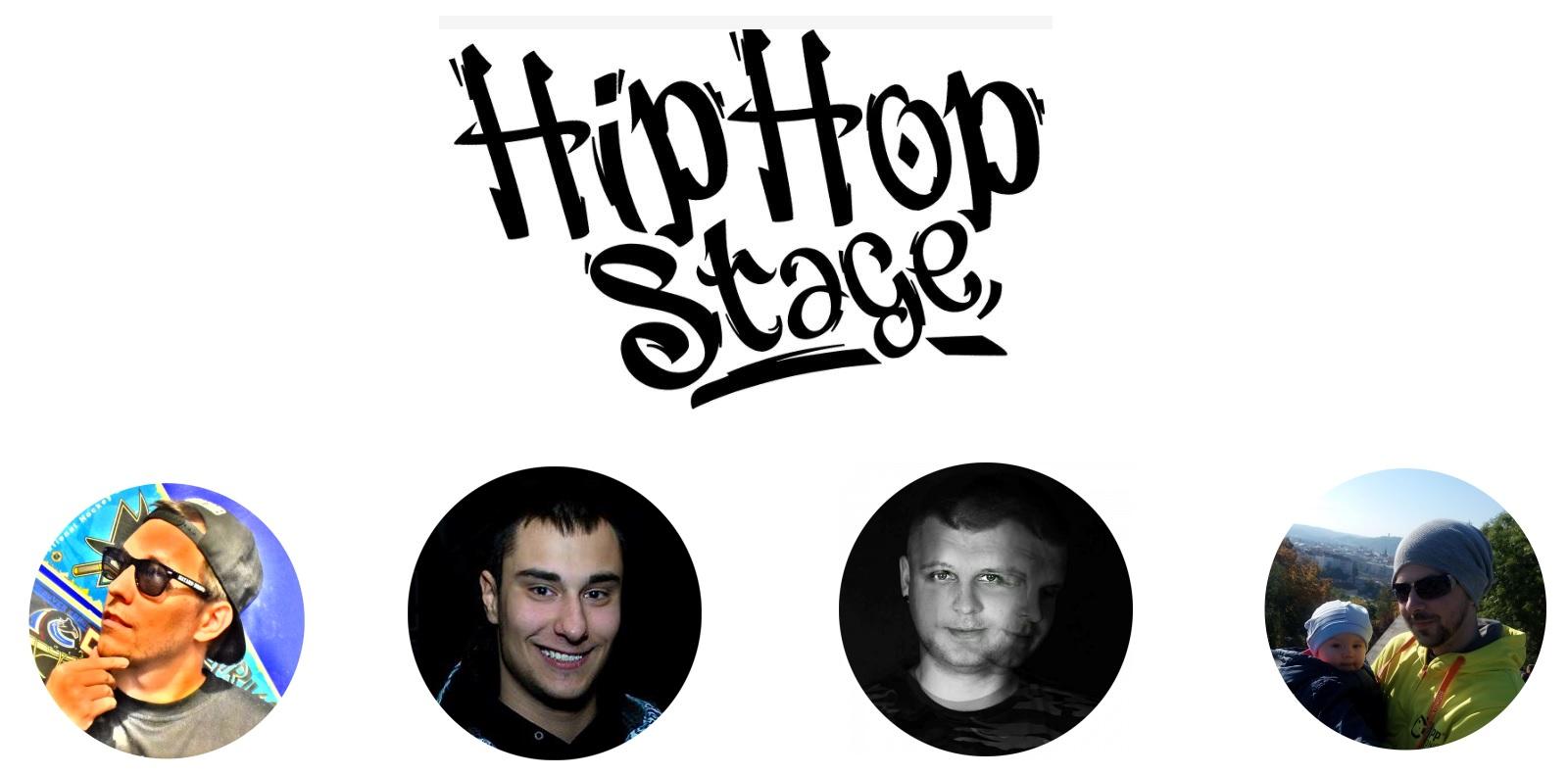 redakce Hiphopstage.cz